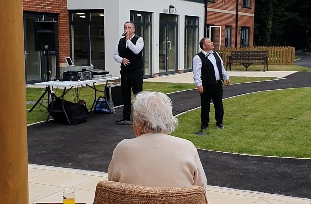 First residents move into Maesyffynnon Extra Care scheme